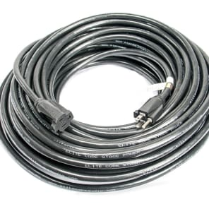 Elite Core Audio SP-12-100 Stage Power 12-AWG Power Cable - 100'