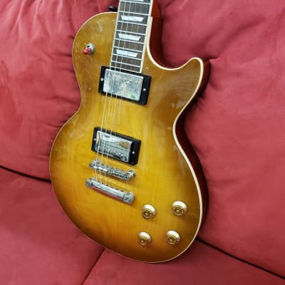 Epiphone Les Paul Standard 2009 Honey Burst