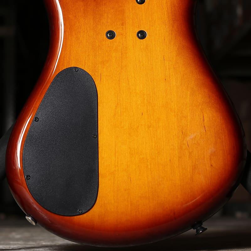 Spector Euro Bolt 4 Electric Bass Guitar Tobacco Burst