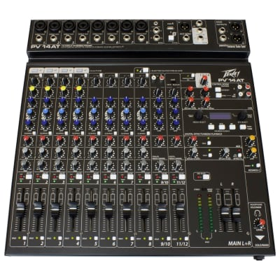 Peavey PV 14 AT Mixer with Auto Tune