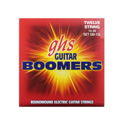 GHS Boomers Twelve String Set GB-12L