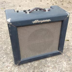 "Ampeg Mercury Model M-12 18-Watt 1x12"" Guitar Combo"