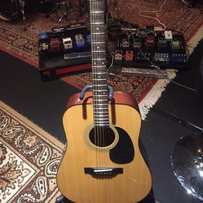 Fenix D 40 Natural Acoustic Guitar for sale
