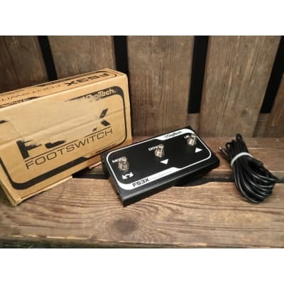 Digitech FS3X Footswitch for sale