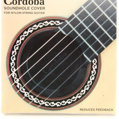 Cordoba Soundhole Cover for Classical Guitar for sale
