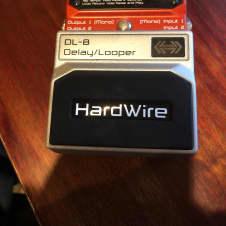 DigiTech Hardwire DL-8 Delay/Looper