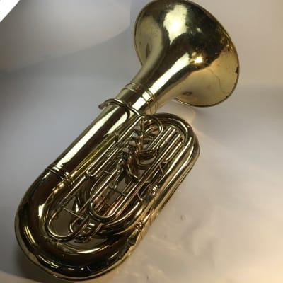 Used King BBb Tuba 1241UB (SN: 487436)