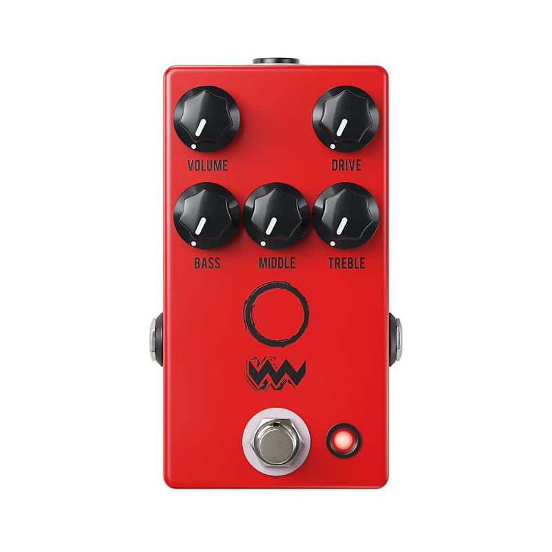 JHS Angry Charlie V3 Overdrive Effects Pedal