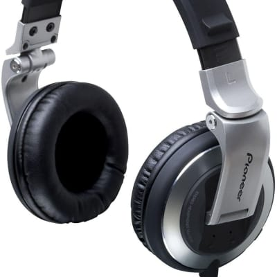 Pioneer - HDJ-2000 - Reference Professional Dj Headphones - Silver