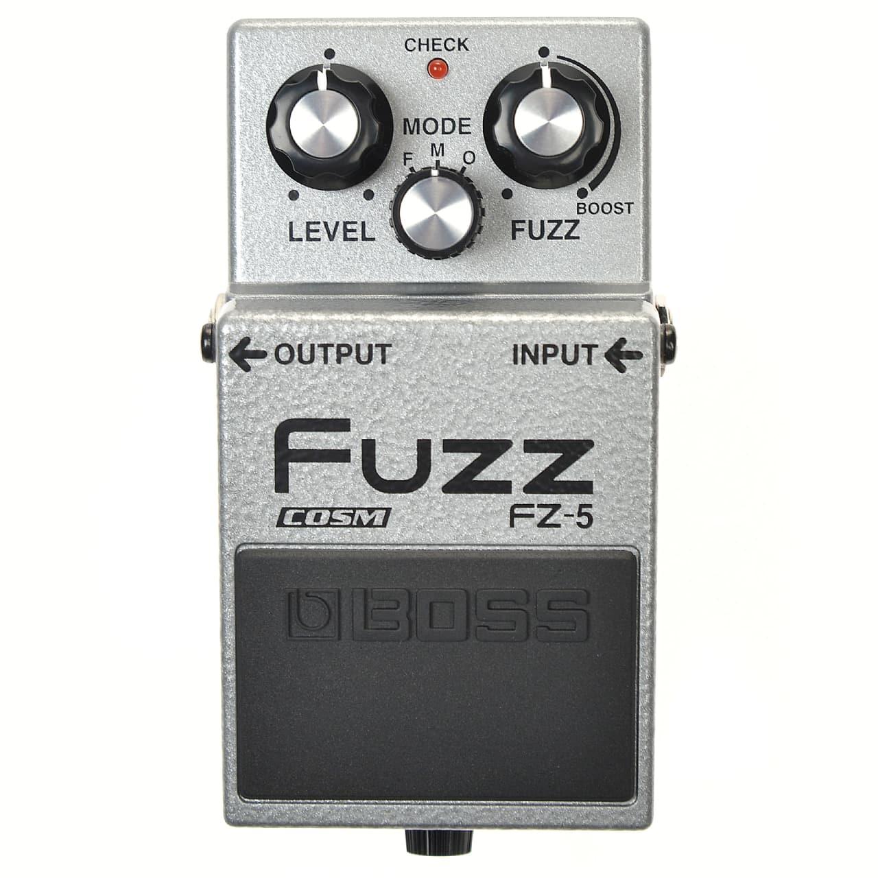 Boss Fz 5 Fuzz Chicago Music Exchange Reverb