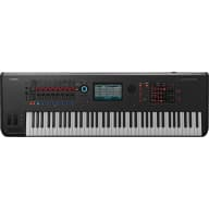 Yamaha  Montage7 Flagship Music Synthesizer with 76-Key FSX Action