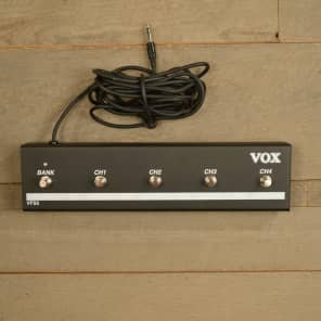 Vox VFS5 5-Button Footswitch