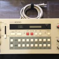 Akai EWV2000 Module with EWI1000 Vintage Electronic Woodwind Instrument