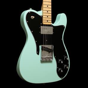 Fender Custom Shop 1972 Telecaster Closet Classic Surf Green for sale