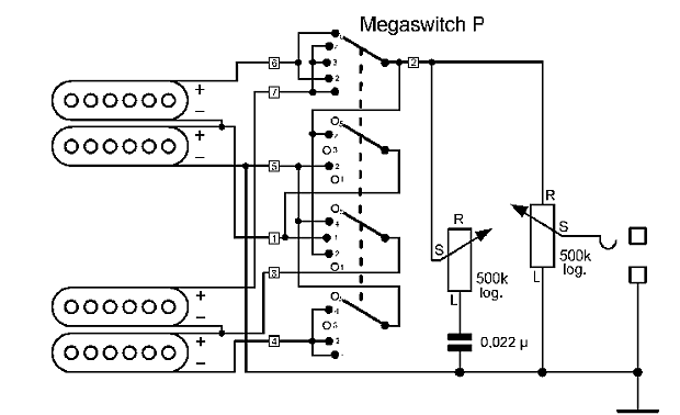 megaswitch wiring diagram