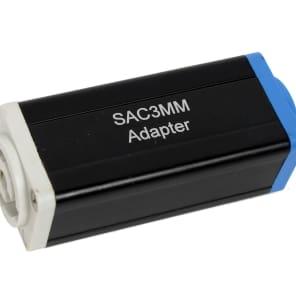 Seetronic SAC3MM PowerCon AC Coupler Adapter