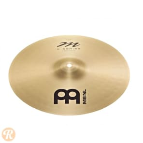 "Meinl 13"" M-Series Traditional Medium Hi-Hat (Pair)"