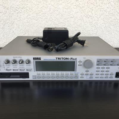 Korg Triton Rack Expandable HI Module/Sampler