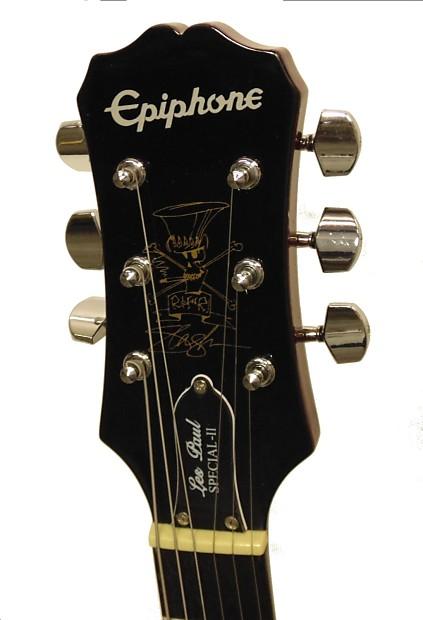 epiphone les paul slash afd special 2 guitar appetite amber reverb. Black Bedroom Furniture Sets. Home Design Ideas