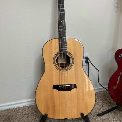 Luthier  Made  Acoustic Baritone Guitar 2010 Cocobolo + Spruce