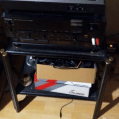 Technics RS-640USD Vintage High End Cassette Tape Player Recorder