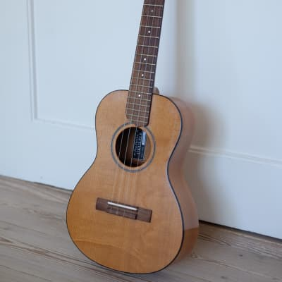 Pete Howlett tenor ukulele 2009 Natural for sale