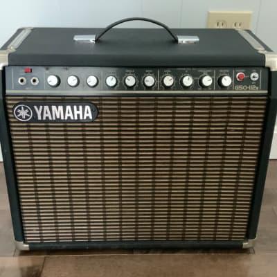 Yamaha Yamaha G50-112 Series II Amp, Modified by Fuchs Audio, 1980's
