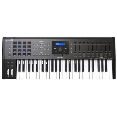 Arturia Keylab 49 MKII MIDI/USB keyboard, black