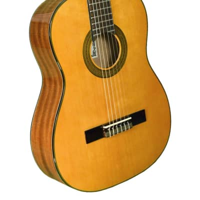 Verano VG-10 3/4 Spruce Top Mahogany Back & Sides 3/4 Size 6-String Classical Acoustic Guitar for sale