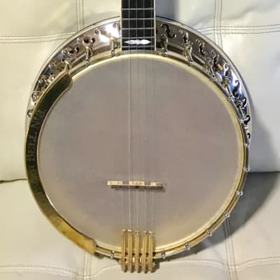 Bacon and Day Original Style Three Five String Banjo