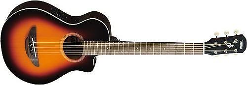 yamaha apxt2 3 4 size travel acoustic electric guitar old reverb. Black Bedroom Furniture Sets. Home Design Ideas