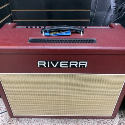 Rivera Quiana 212 55W Tube Guitar Combo Amp for sale