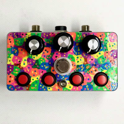 Googly Eyes Pedals Upgraded Robot Clone