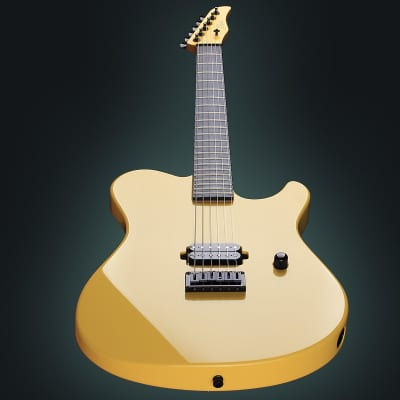 KD Silvia Yellow Chick 2018 Handmade Electric Guitar for sale
