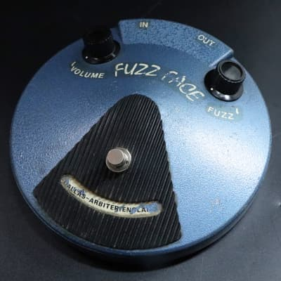 Arbiter Fuzzface Bc209 fuzz for sale