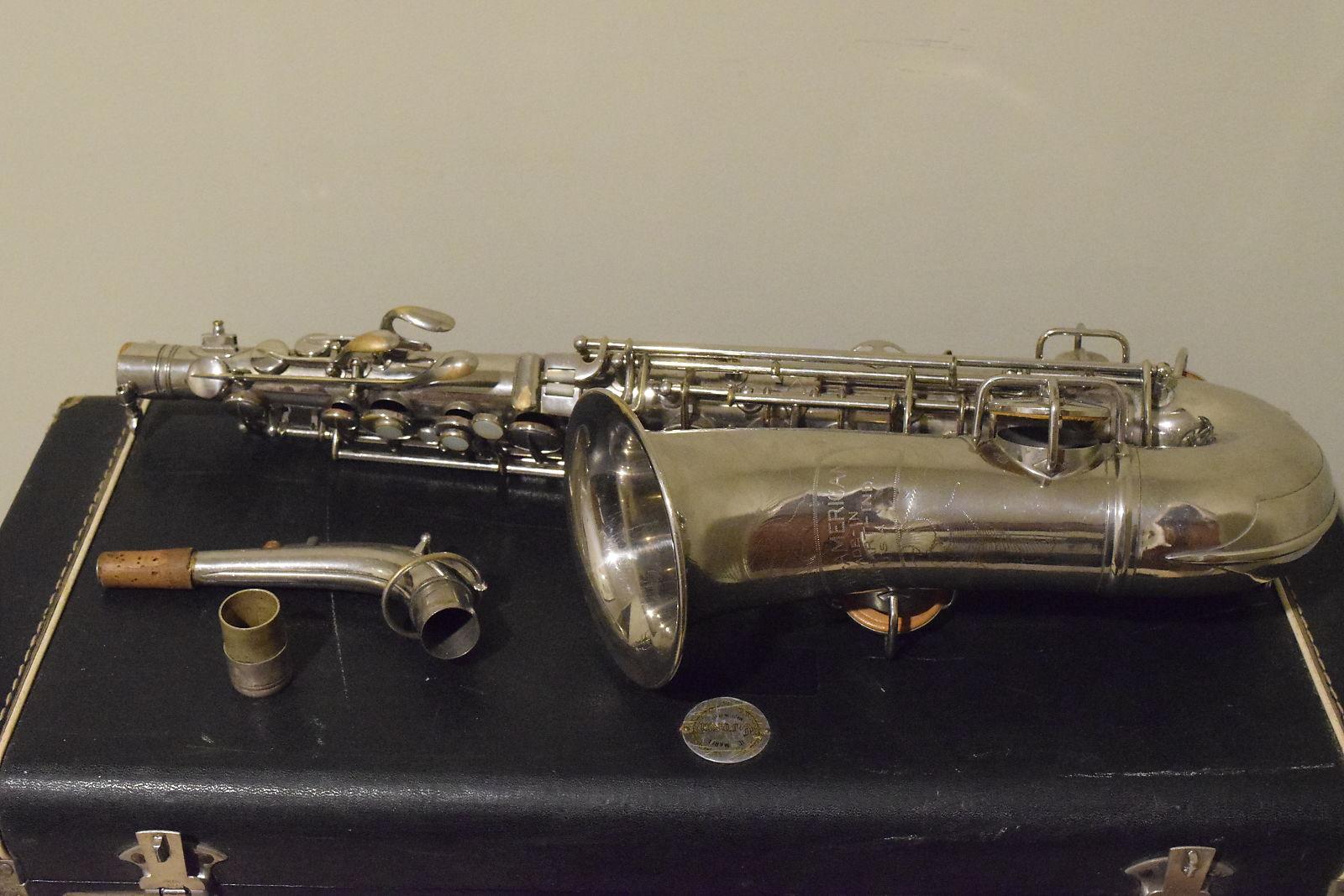 Conn Pan-American Alto Sax