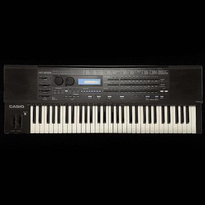 Casio HT-6000 61-Key Synthesizer