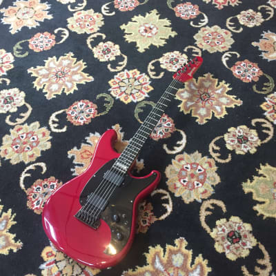 Ibanez AH-10 Allan Holdsworth Wine Red for sale