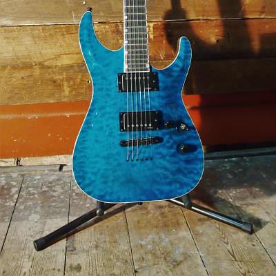 ESP USA Horizon 2015 See-Thru Aqua for sale