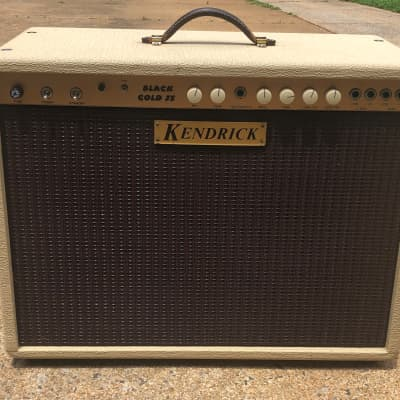 1998 Kendrick Black Gold 35 2x10 35W Boutique Tube Combo Amp for sale
