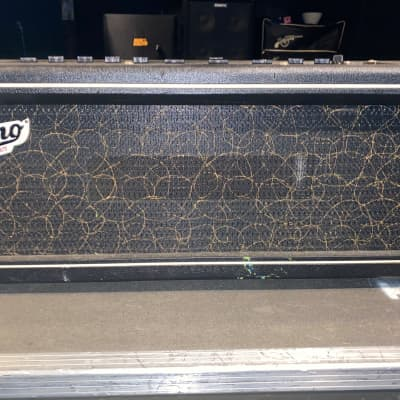 Sano Solid State 100 Vintage Guitar Bass PA Amplifier Amp Head Serviced & Ready for sale