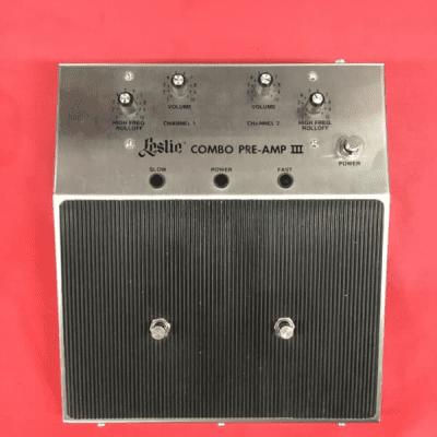 Leslie Combo Pre-Amp III