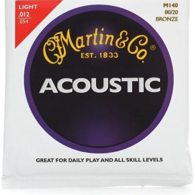 Martin Traditional Strings - Custom Light