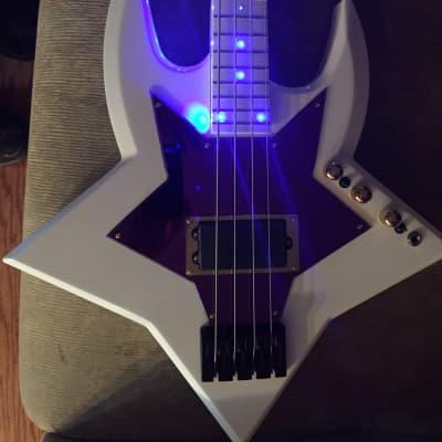 Custom Bootsy Star Bass