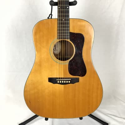 Guild D-35 1979 Natural W/Case for sale