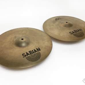 "Sabian 14"" AA Rock Hi-Hat Cymbals (Pair)"