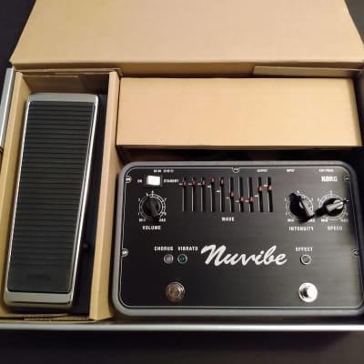 Korg Nuvibe Vibrato Chorus Pedal
