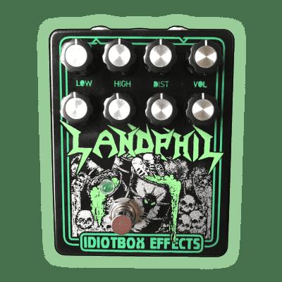 IdiotBox Effects Landphil Bass Distortion
