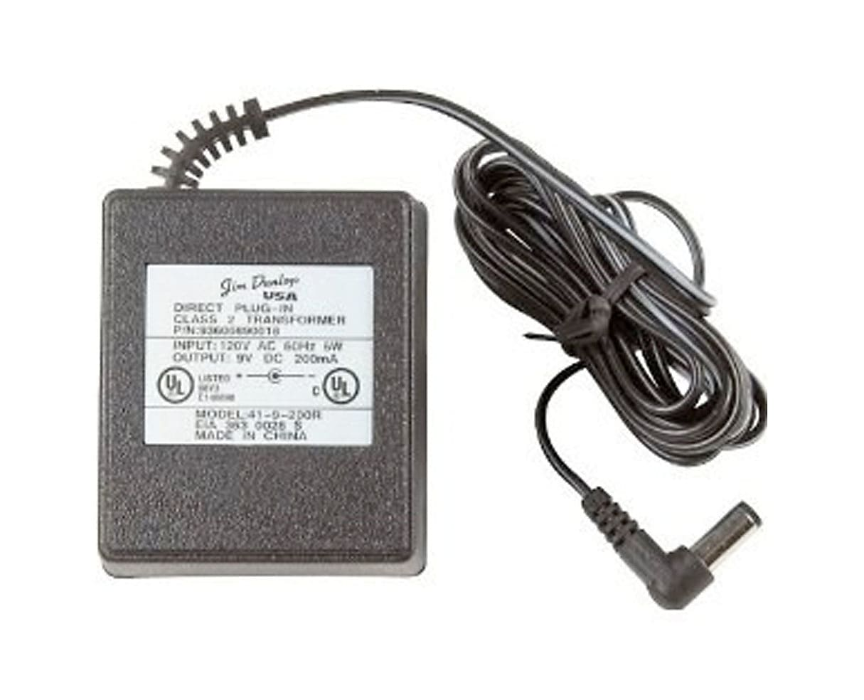 Dunlop ECB003US 9v AC Power Supply Adapter   Reverb