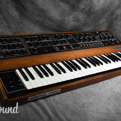 Sequential Circuits Prophet 5 Rev 3.2 Analog Synthesizer in Very Good Condition